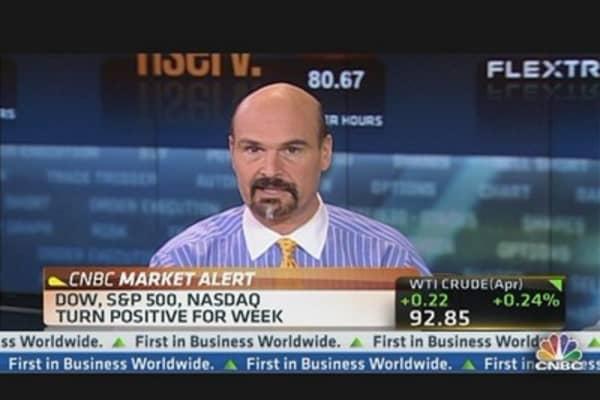 S&P Headed Toward 1,550: Guy Adami