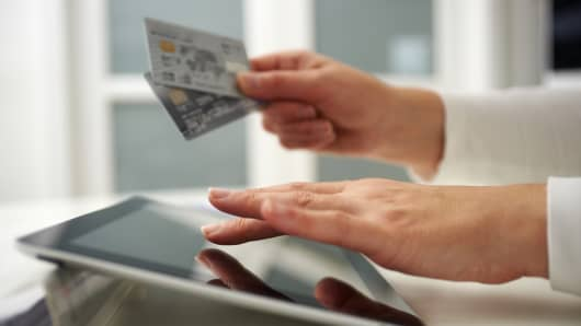 Consumer debt credit cards