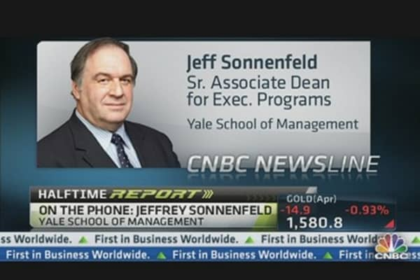 Sonnenfeld on JC Penney: Johnson Running Out of Gas