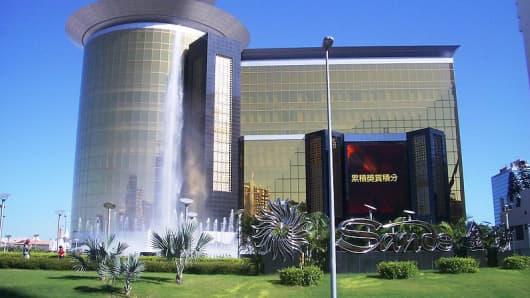 Las Vegas Sands Corp, Sands Macao.