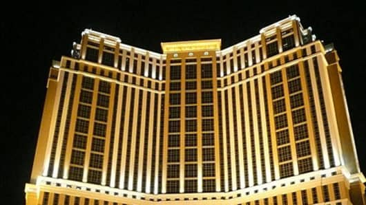 Las Vegas Sands Corp, The Palazzo, Las Vegas.
