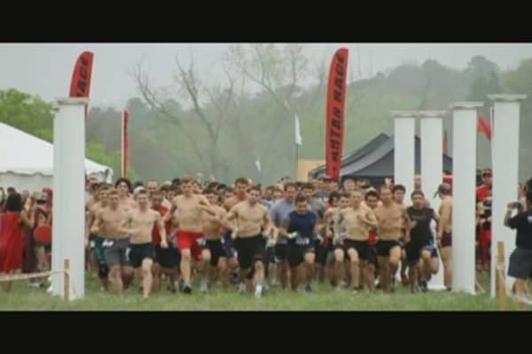 The Spartan Race
