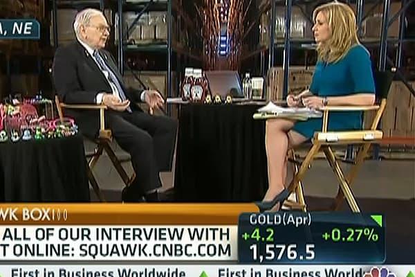 Warren Buffett: How to Get 'Fair Shake' on Wall Street