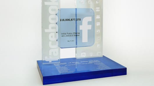 Deal toy for Facebook's IPO