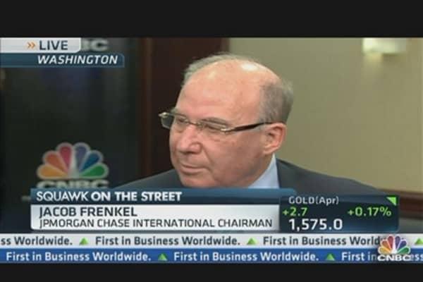 Jump Starting Global Growth: Jacob Frenkel