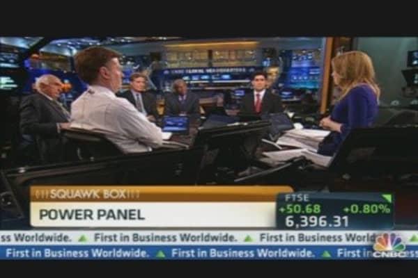 Power Panel Examines Health of Markets and Economy