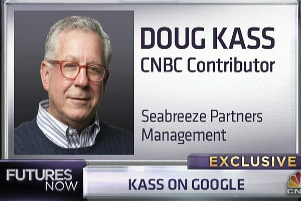 Doug Kass: 'I Made a Mistake on Apple'