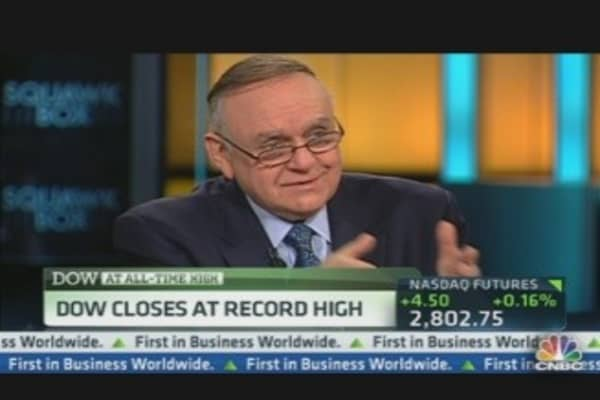 Hedge Fund Legend on Dow's Next Move