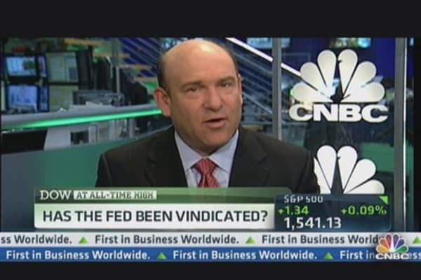 Has the Fed Been Vindicated?