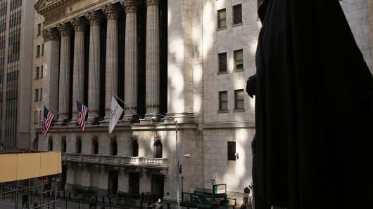 Wall Street NYSE