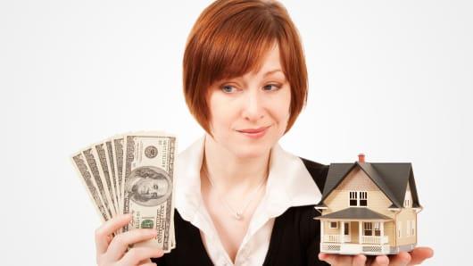 money housing real estate