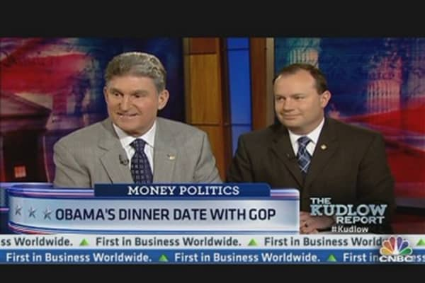 Obama's 'Dinner Date' With the GOP