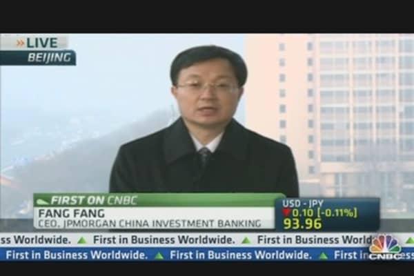 JP Morgan's Fang Rules Out Property Crash