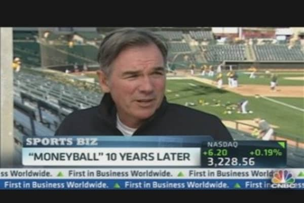 Billy Beane on Baseball Biz