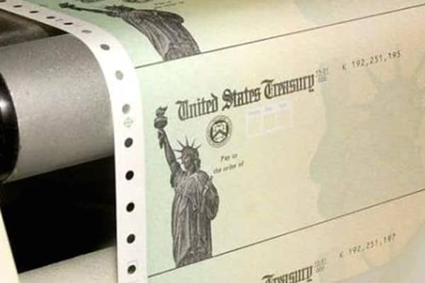 for consists of americans are Unclaimed IRS Checks a checks ...
