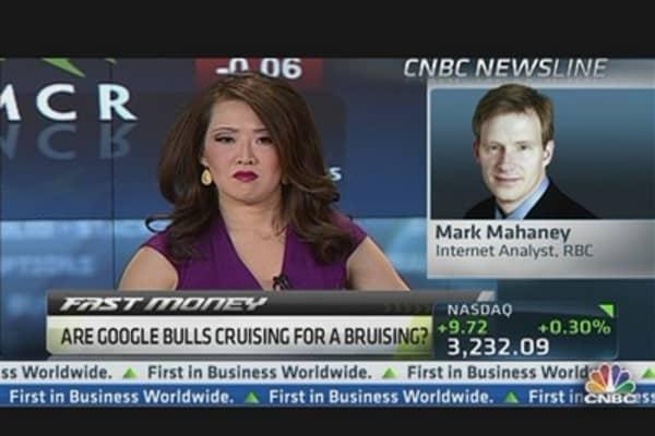 Google's Five Hypothetical Catalysts: Mark Mahaney
