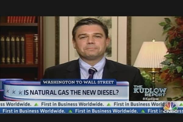 Nat Gas the New Diesel?