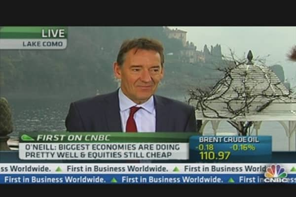 Enough Momentum for US Rally to Continue: Jim O'Neill