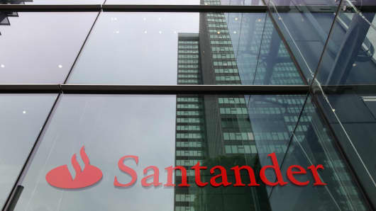 Bank of Santander Headquarters