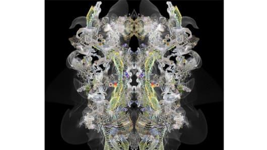 Coalescent (#2), 2012 by Alyson Shotz Artspace Edition