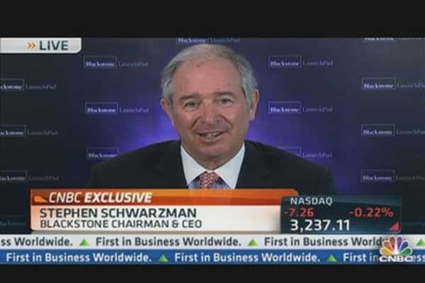Blackstone's Bet on Entrepreneurs