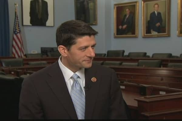 Exclusive: One-on-one with Rep. Paul Ryan