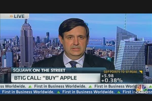 Time to Bet on Apple: Analyst