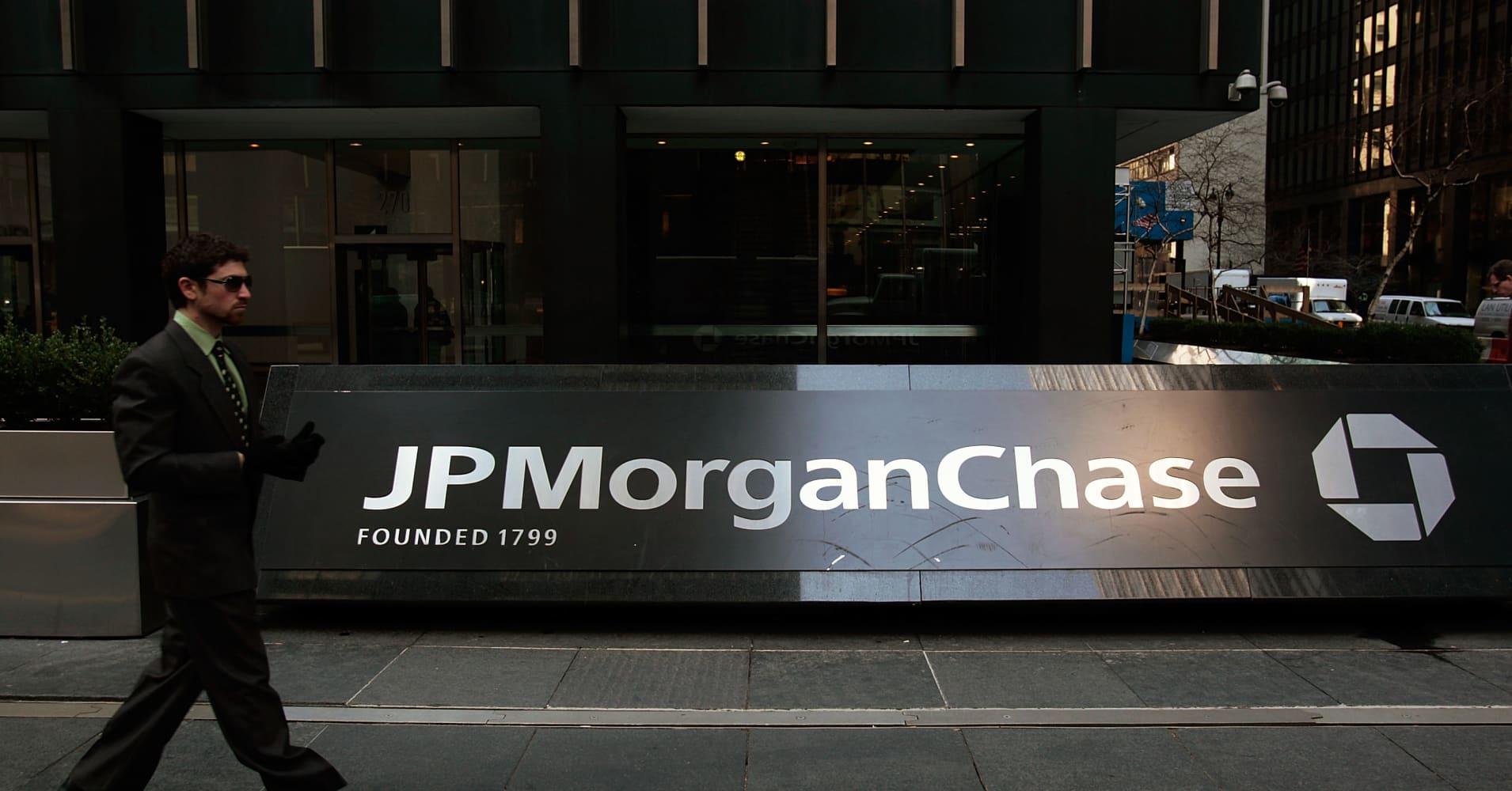 Jp morgan forex settlement