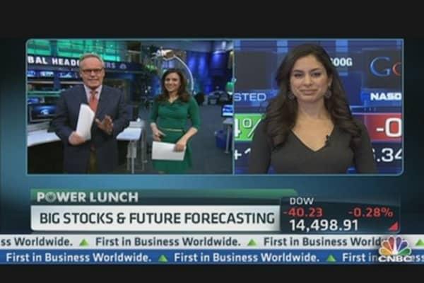 Big Stocks & Future Forecasting