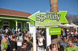 Spotify house SXSW
