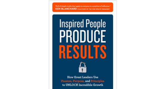 Inspired People Produce Results, by Jeremy Kingsley