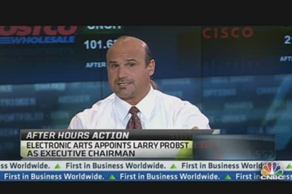 Electronic Arts Holds Promise: Najarian