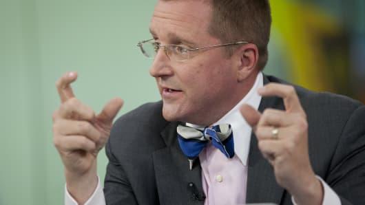 Michael Crofton, Pennsylvania Trust Company CEO