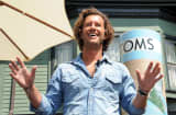 TOMS Shoes founder Blake Mycoskie.