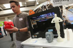 More Businesses Jumping on 3-D Innovation