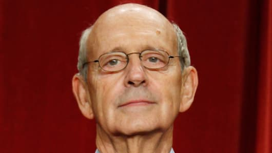 Stephen Breyer wrote the majority opinion.