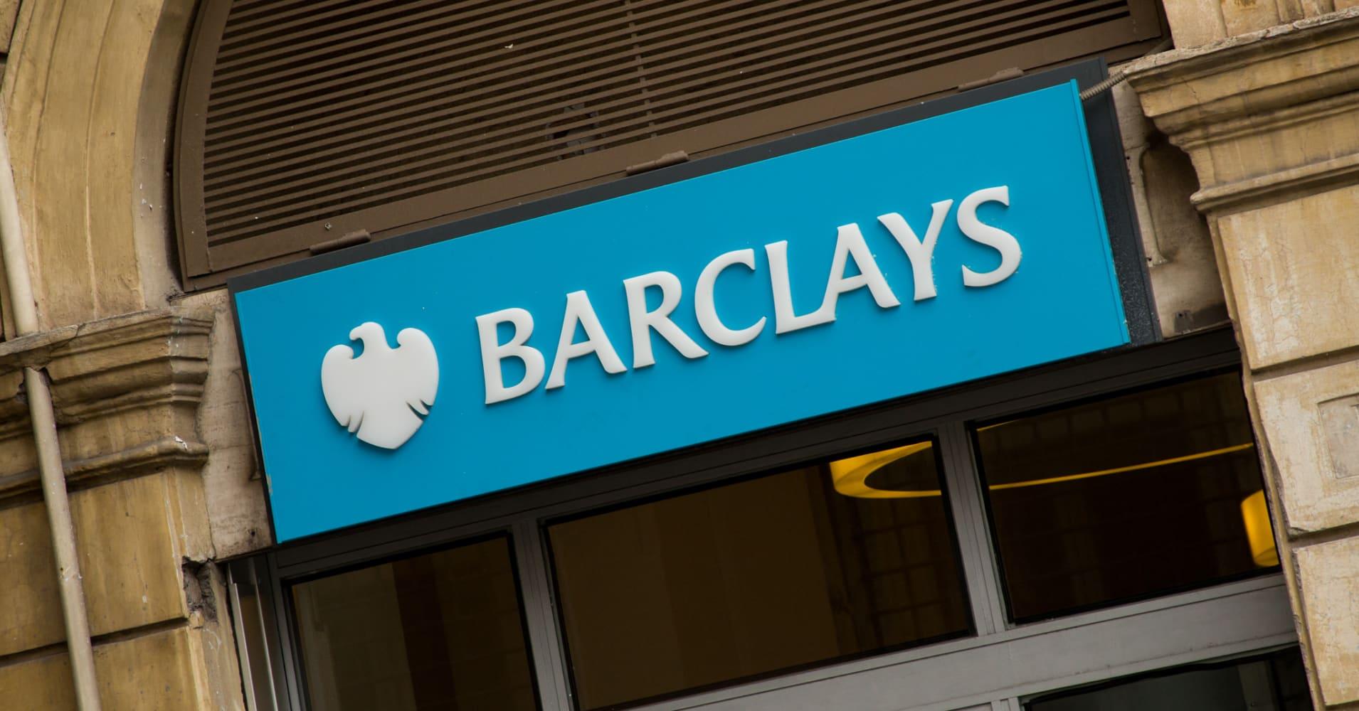 Business Plan Barclays