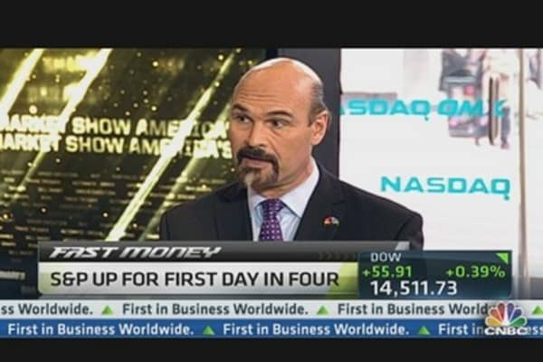 'Market Has Enough Gas' for Gains: Jon Najarian