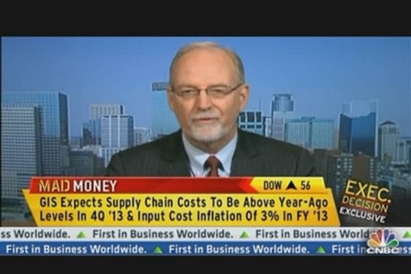 General Mills CEO: Consumer Seems to be Back