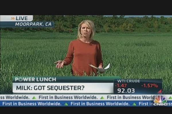 Milk: Got Sequester?