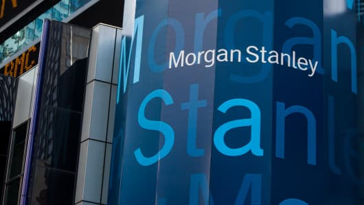 Morgan Stanley Turns To Stodgy Bank Accounts To Boost Profit