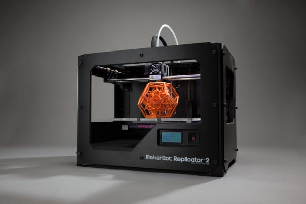 MakerBot's popular Replicator 2
