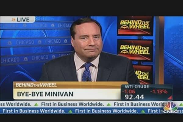 Bye-Bye Minivan