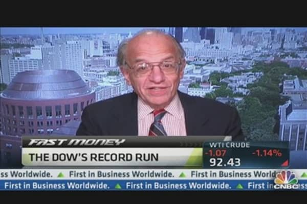 Dow 17,000 This Year: Jeremy Siegel