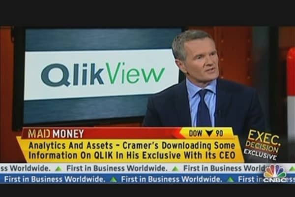 Qlik CEO: Always Focused on the User