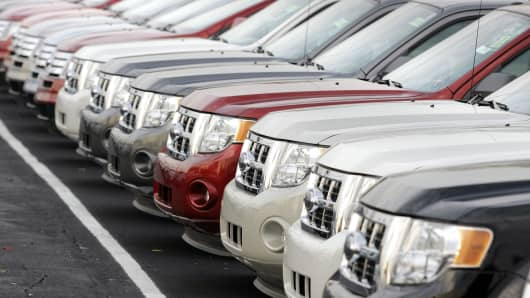 Car buyers borrowing record amount