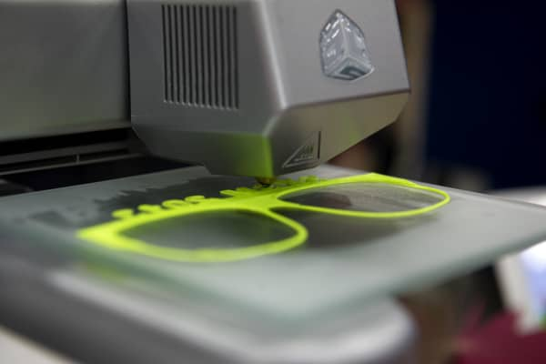 3 D Printers And The Cool Stuff They Make