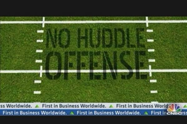 No Huddle Offense: CRM Targeted by the Shorts