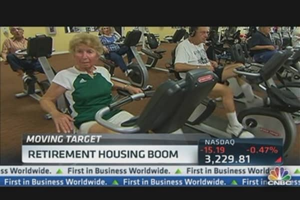 Retirement Housing Boom