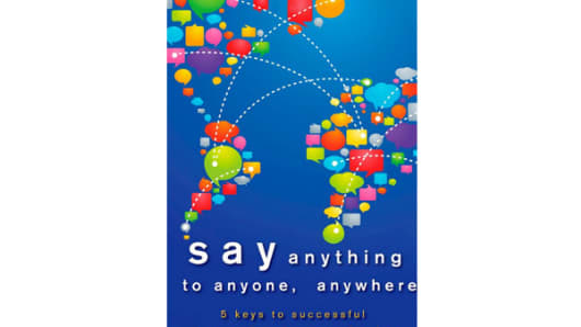 Say Anything, to Anyone, Anywhere by, Gayle Cotton